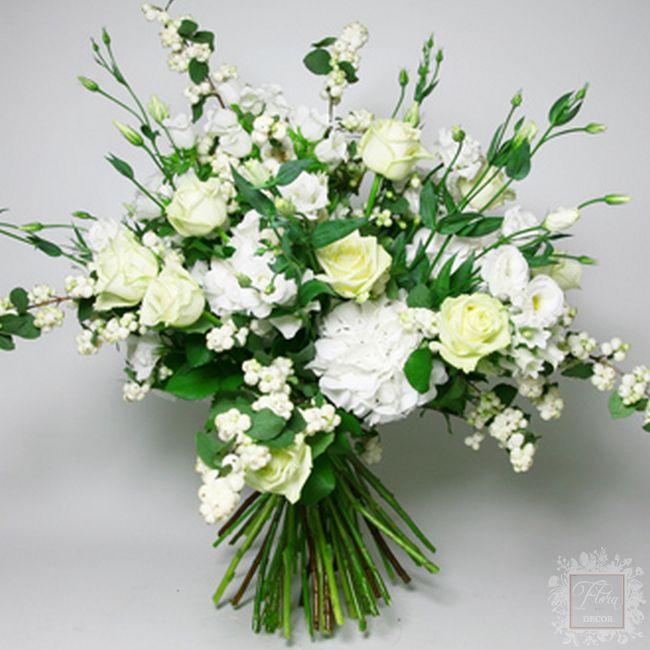 bouquet straordinaria purezza bianco
