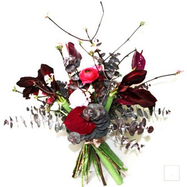 bouquet mistico colori autunno