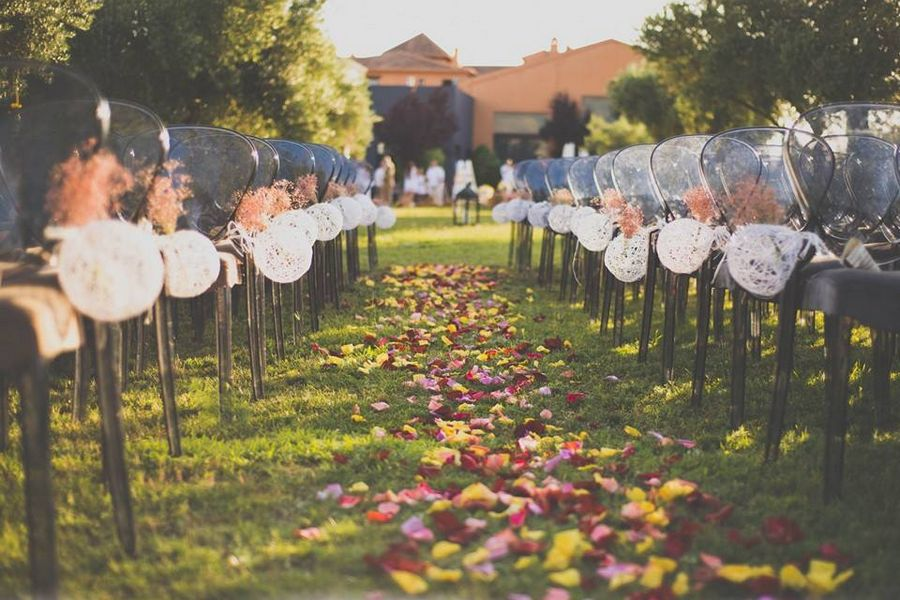 foliage matrimonio esterno