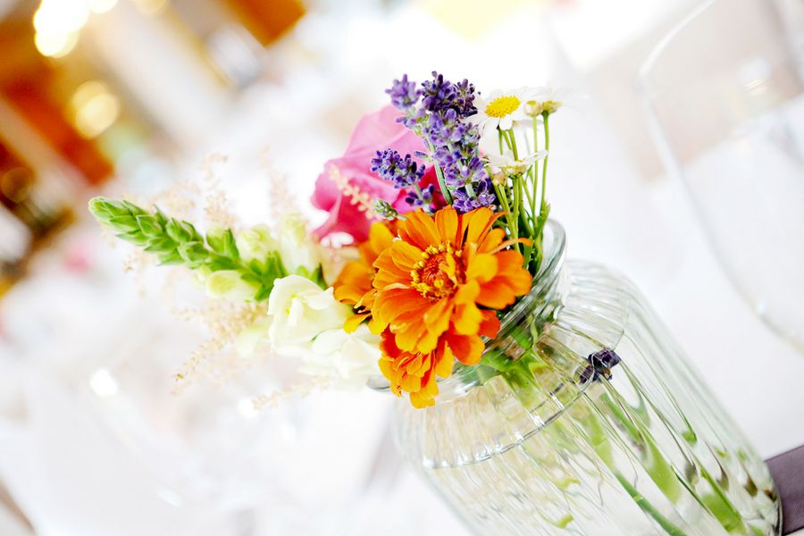 fiori stagionali in vaso