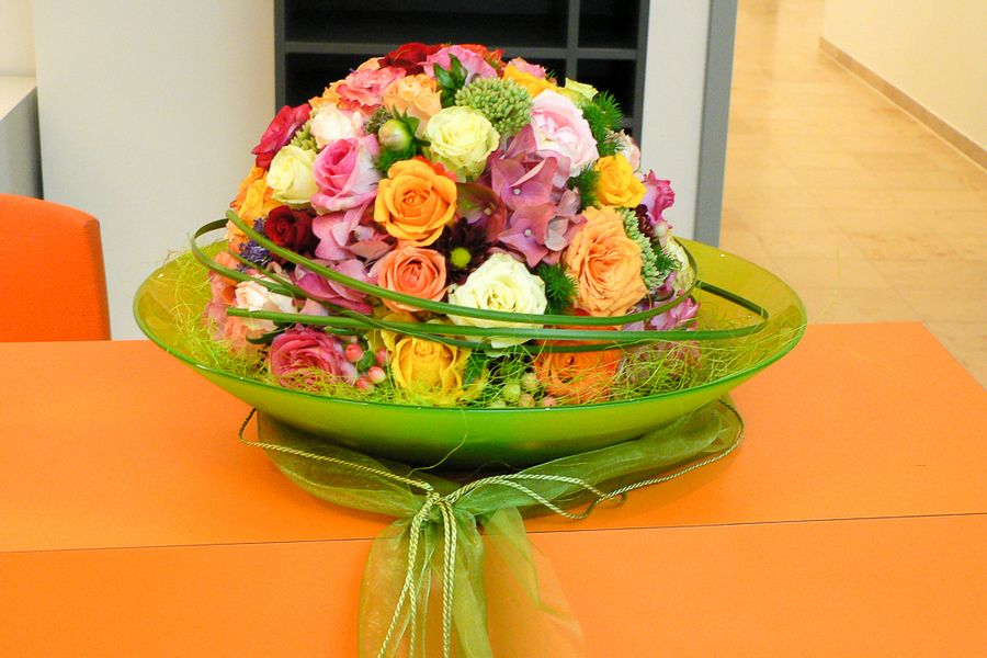 fiori per anniversario apertura