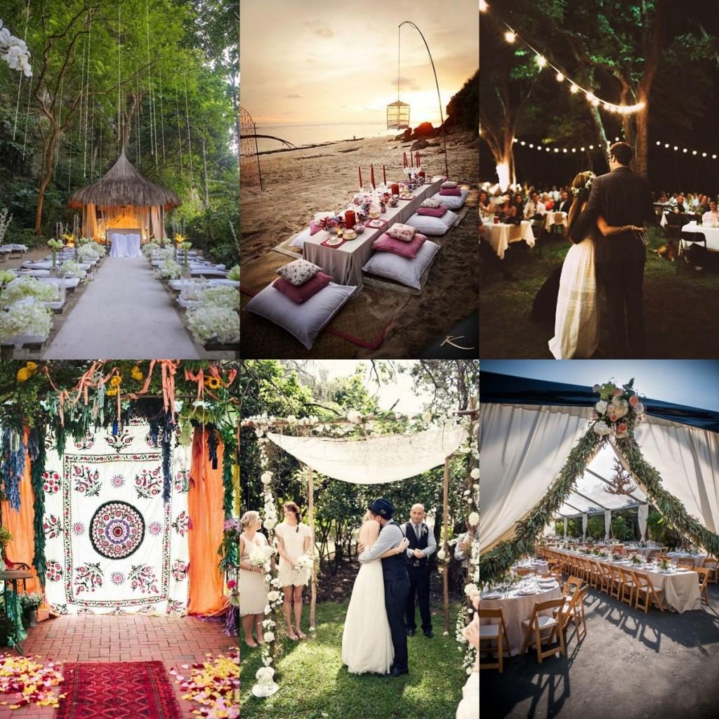 Matrimonio Stile Bohemien : Idee per nozze bohemien matrimonio boho chic l arte di
