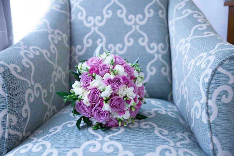 bouquet romatico