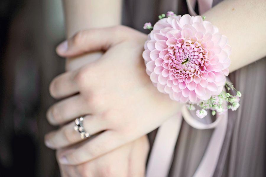 corsage rosa
