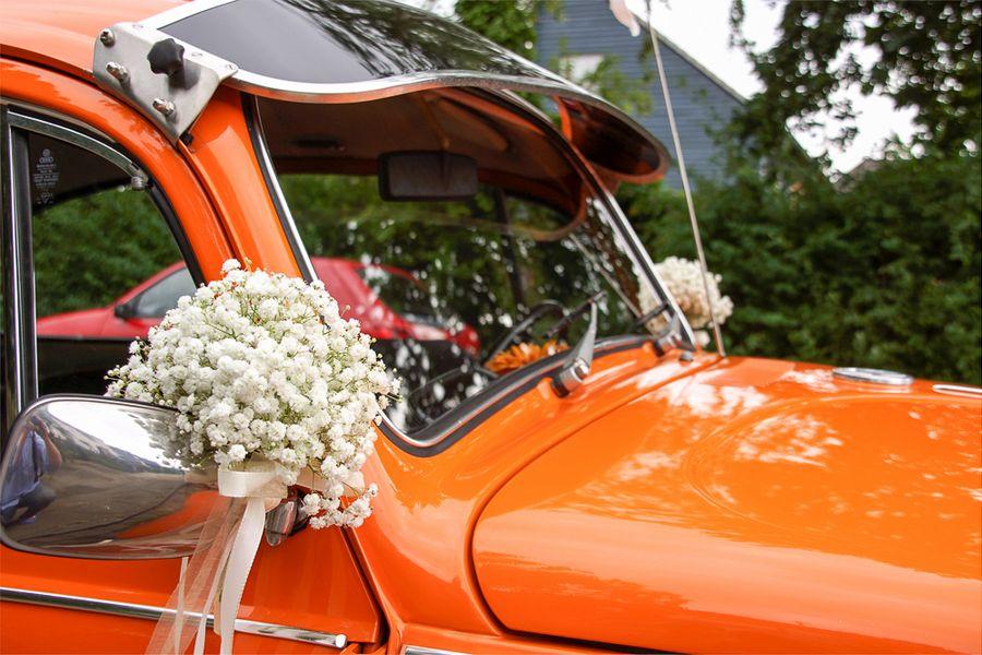 addobbi auto matrimono