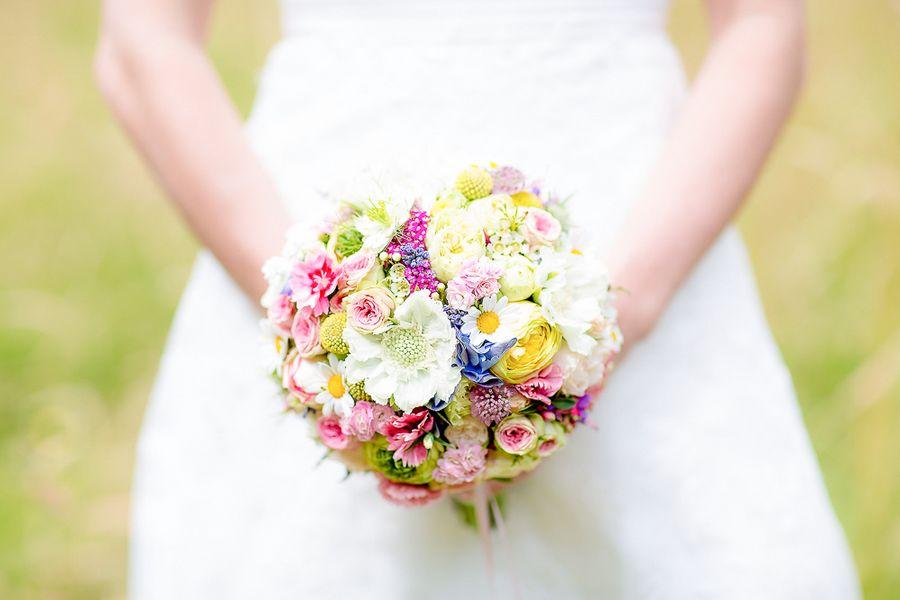 bouquet da sposa primavera