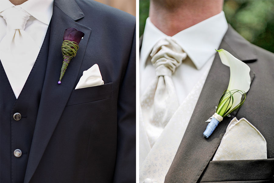 fiori occhiello giacca sposo
